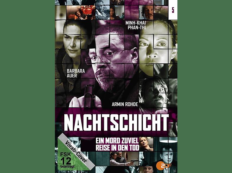 Nachtschicht V: Ein Mord zuviel / Reise in den Tod [DVD]