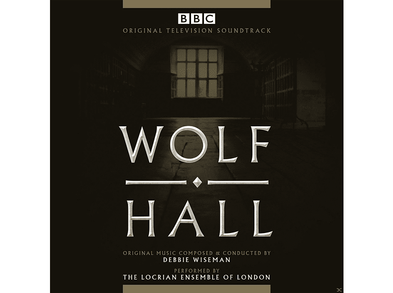 The Locrian Enemble Of London - Wolf Hall [CD]