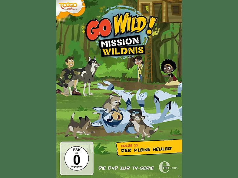 Go Wild! Mission Wildnis - Folge 11: Der kleine Heuler [DVD]