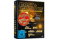 Fast & Furious 1-6 (mit Bonus DVD / Media Markt Exklusiv) [Blu-ray + DVD]