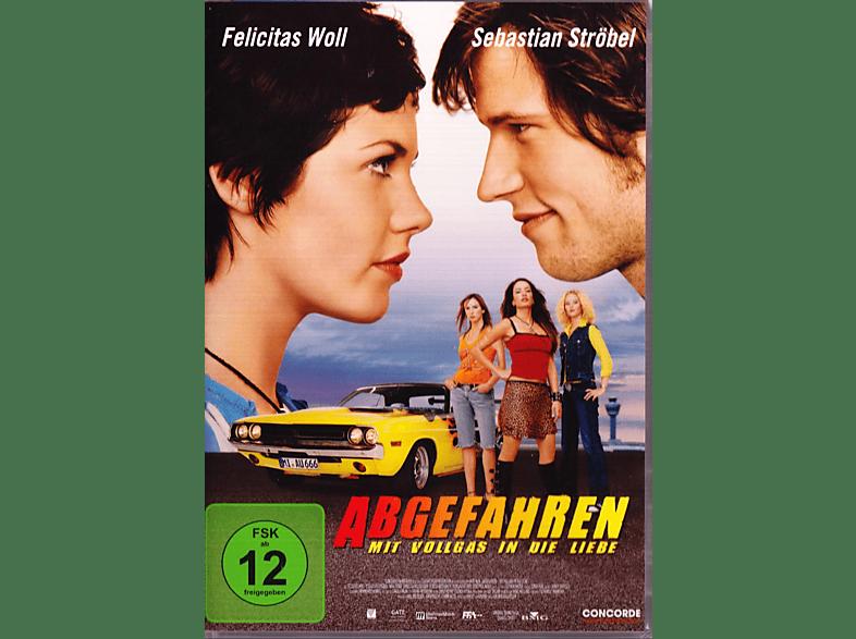 Abgefahren - Mit Vollgas in die Liebe [DVD]