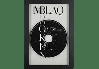 Mblaq - Broken  - (CD)