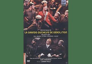 VARIOUS, Musiciens Du Louvre - La Grande - Duchesse De Gerolstein  - (DVD)