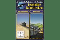 Legendäre Bahnstrecken: Desert Express Namibia / Mukaba Express [DVD]