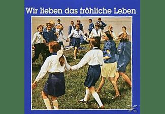 Pionierlieder - Wir Lieben Das Fröhliche Leben  - (CD)