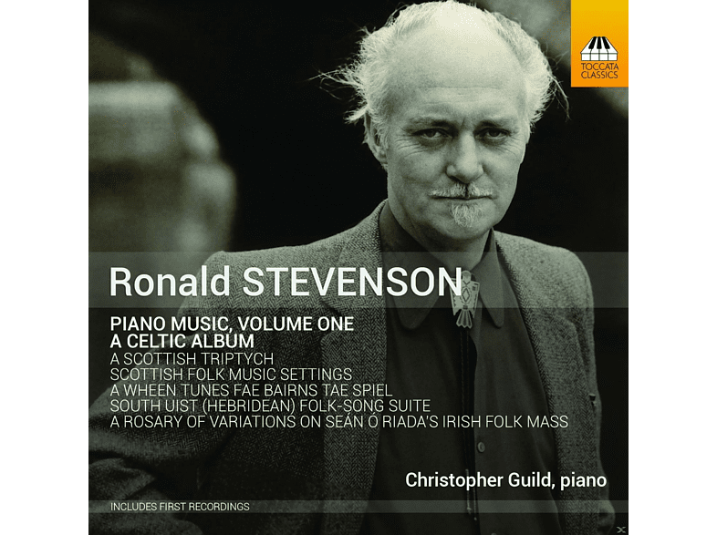Christopher Guild - Klaviermusik Vol.1 [CD]