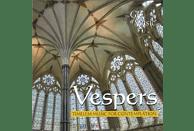 Benjamin Nicolas, Sospiri - Vespers [CD]