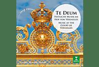 MINKOWSKI,MARC/GARDINER,JOHN ELIOT/PAILLARD,J.-F. - Te Deum-Festliche Musik Am Hof Von Versailles [CD]