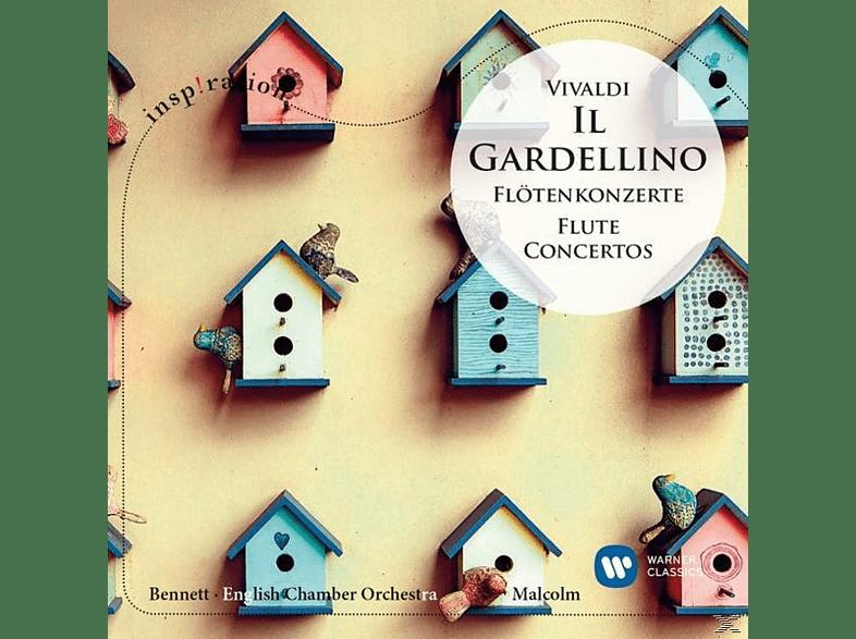 BENNETT,WILLIAM/ECO/MALCOLM,GEORGE - Il Gardellino/Flötenkonzerte [CD]