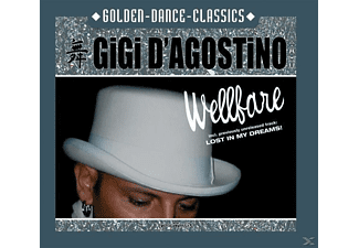 Gigi D'Agostino - Wellfare - (Maxi Single CD)