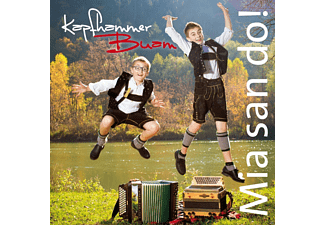 Kapfhammer Buam - Mia San Do!  - (CD)