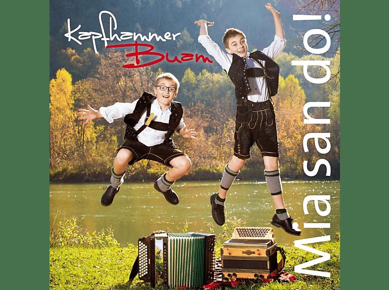 Kapfhammer Buam - Mia San Do! [CD]