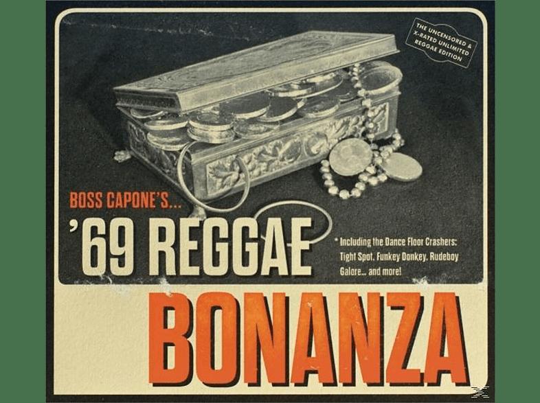 Boss Capone - Boss Capone's 69 Reggae Bonanza [CD]