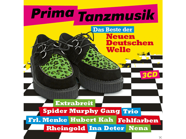 VARIOUS - Prima Tanzmusik-Das Beste Der Neuen Deutschen Well [CD]