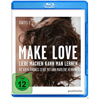 Make Love - Liebe machen kann man lernen: Staffel 2 [Blu-ray]