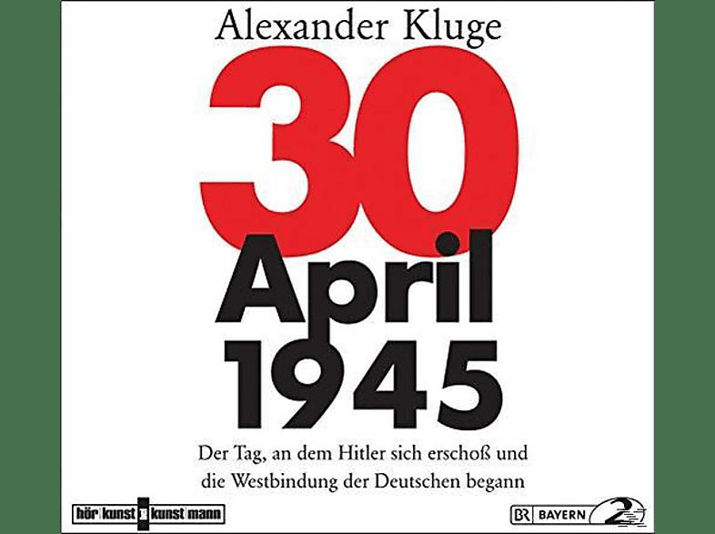 Alexander Kluge - 30 April 1945 - (CD)