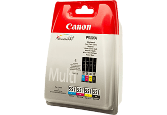 CANON CLI-551 Multi Pack - (6509B009)