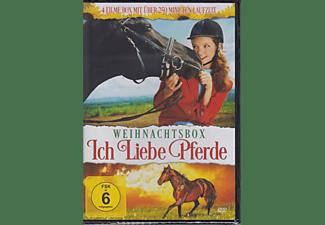 Weihnachtsbox - Ich liebe Pferde DVD