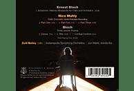Zuill Bailey, Indianapolis Symphony Orchestra - Schelomo/Cello Concerto/Three Jewish Poems [CD]
