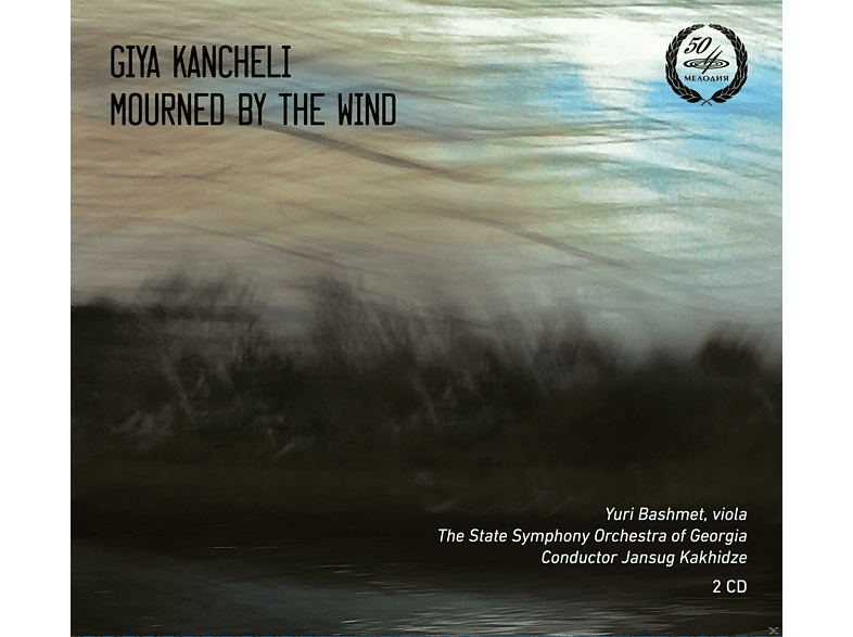 The State Symphonyorchestra Of Georgia - Mourned By The Wind / Sinfonien 4-6 [CD]