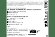 Kirill Gerstein, Deutsches Symphonie-orchester Berlin - Klavierkonzert 1/2 [SACD Hybrid]