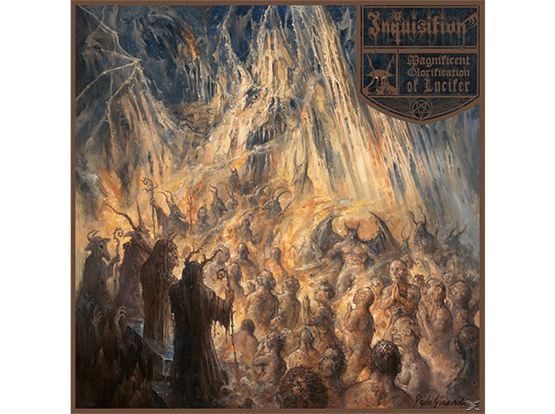 Inquisition - Magnificent Glorification Of Lucifer (2lp Gatefold [Vinyl]