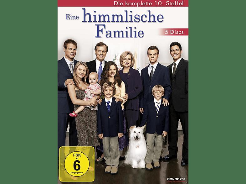 Eine himmlische Famiilie - Staffel 10 [DVD]