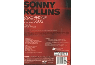 Sonny Rollins - Saxophone Colossus- A Film By Robert Mugge  - (DVD)