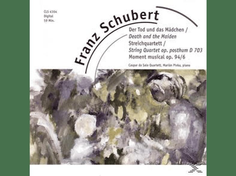 Caspar Da Salo Quartett, Marian Pivka - DER TOD UND DAS MÄDCHEN [CD]
