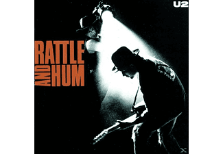 U2 - Rattle And Hum (Vinyl LP (nagylemez))