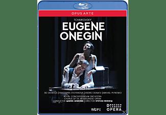 Skovhus/Maximova, Jansons/Skovhus/Stoyanova - Eugen Onegin  - (Blu-ray)