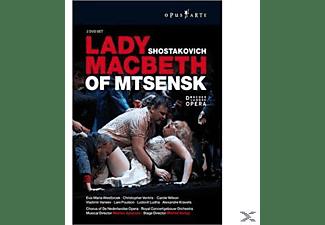 - Lady Macbeth von Mtsensk  - (DVD)