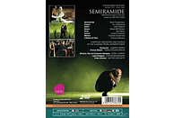 VARIOUS, Symphony Orchestra & Chorus Of The Vlaamse Opera Antwerp - Rossini - Semiramide [DVD]