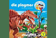 Die Playmos - Die Dinos Kommen - (CD)