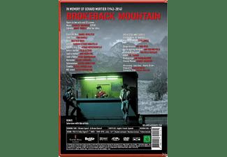 VARIOUS, Orchestra & Chorus Teatro Real de Madrid - Brokeback Mountain  - (DVD)