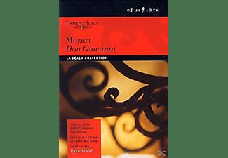 Edita Gruberova, Ann Murray, Orchestra & Chorus of Teatri alla Scala, Allen Thomas - Don Giovanni  - (DVD)