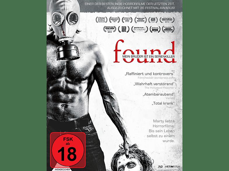 Found - Mein Bruder ist ein Serienkiller [Blu-ray]