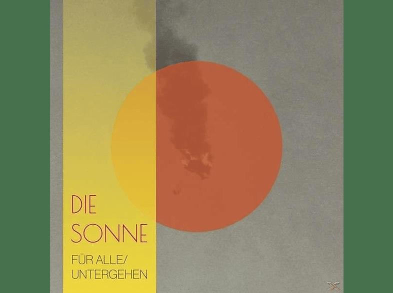 Sonne - Für Alle/Untergehen [Vinyl]