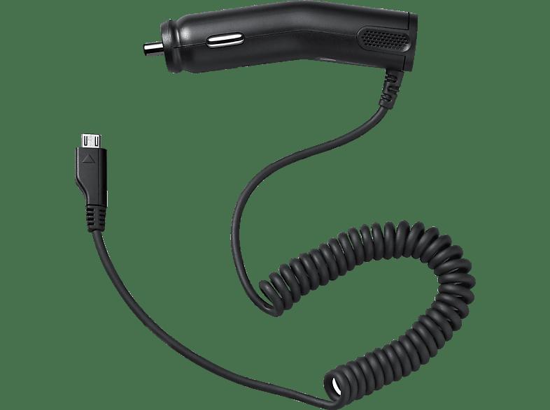 SAMSUNG ECA-U16CBEGSTD Adapter/Ladekabel für Zigarettenanzünder, Schwarz