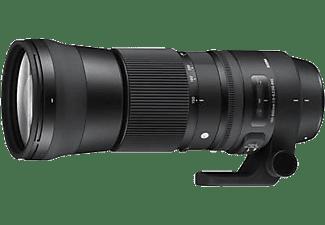SIGMA 745955 Contemporary 150 mm - 600 mm f/5-6.3 DG (Objektiv für Nikon F-Mount, Schwarz)