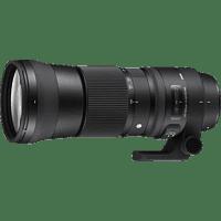 SIGMA 745954 Contemporary 150 mm - 600 mm f/5-6.3 DG (Objektiv für Canon EF-Mount, Schwarz)