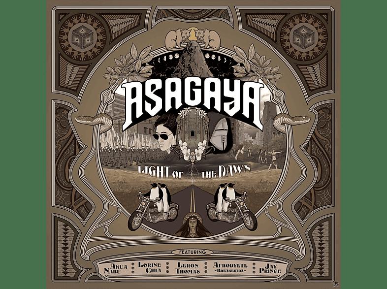 Asagaya - Light Of The Dawn [CD]