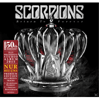Scorpions - Return to Forever (Premium Ed. + 1 Bonus Track) - [CD]