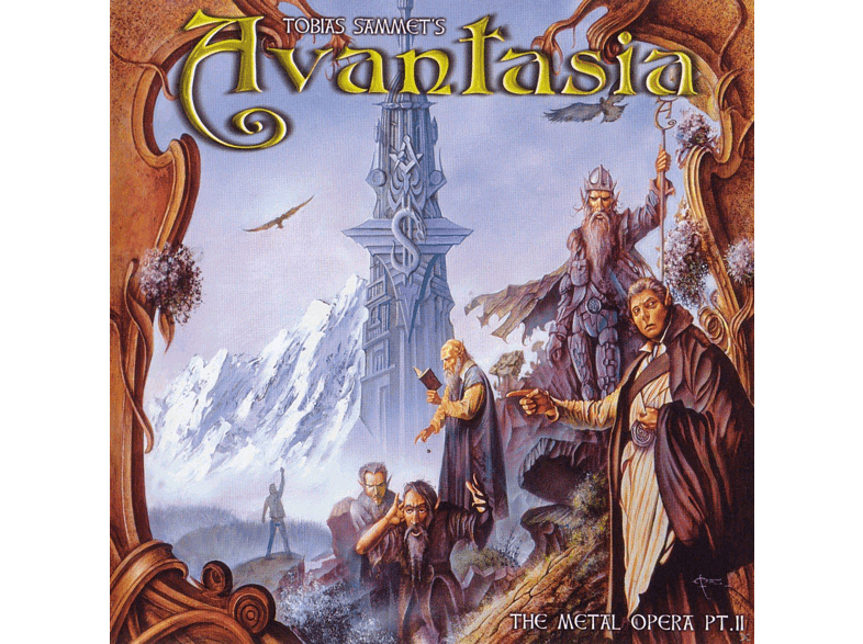 Avantasia - The Metal Opera Part Ii [Vinyl]