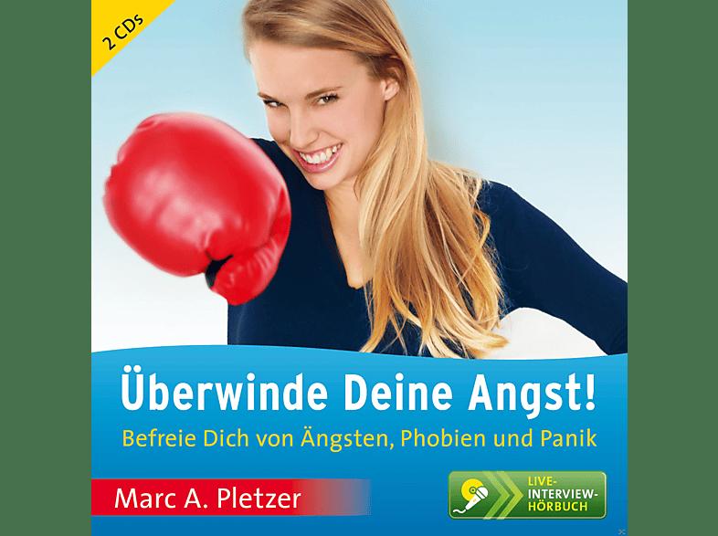 Überwinde deine Angst! - (CD)