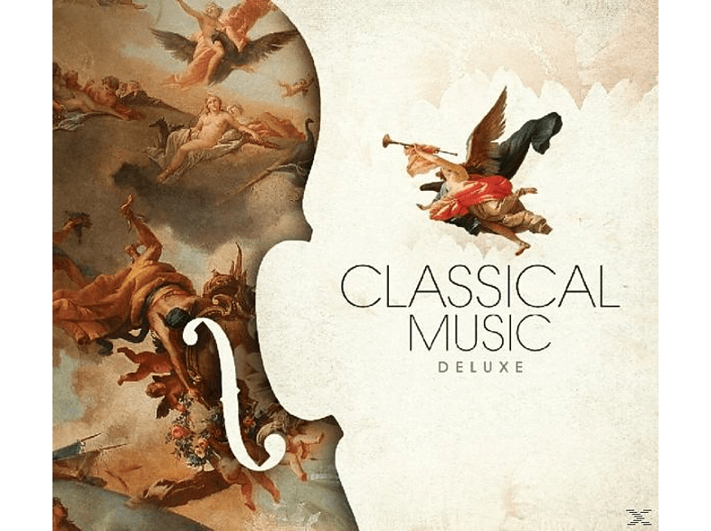 VARIOUS - Classical Music Deluxe [CD]