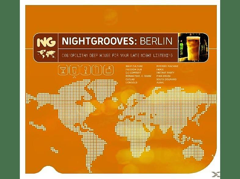 VARIOUS - Nightgrooves-Berlin [CD]