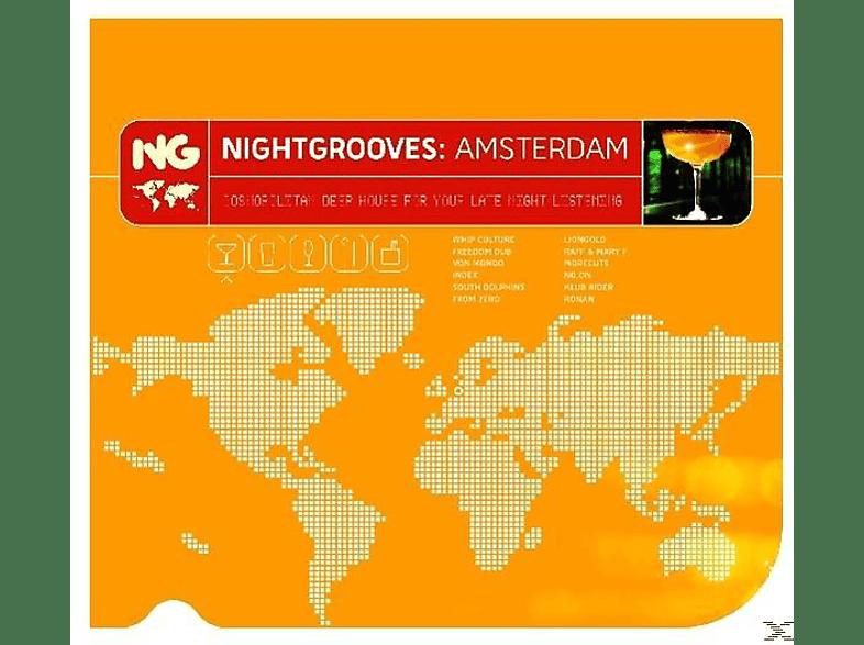 VARIOUS - Nightgrooves-Amsterdam [CD]