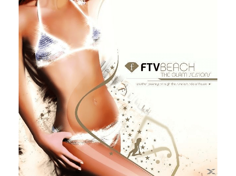 VARIOUS - FTV Beach-The Glam Sessions [CD]