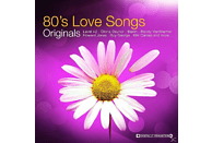 VARIOUS - Originals-80's Love Songs [CD]